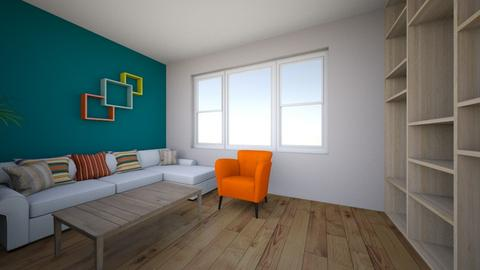 Living_room - Living room  - by aga_backa