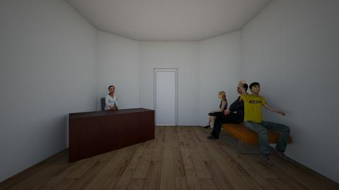 job interview - Office - by Herget