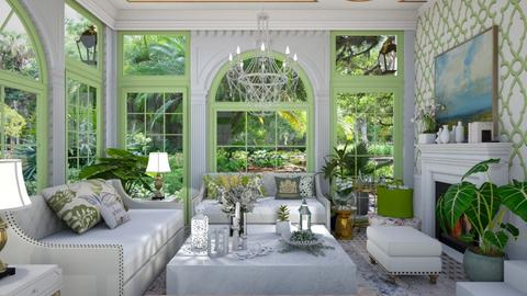 Garden Room Option 4B - by Fofinha