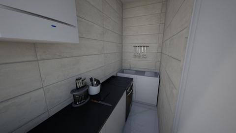 My new kitchen - Classic - Kitchen  - by Draidi Djamel