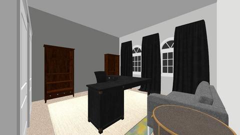 grants office - Office  - by Hayley Osborn
