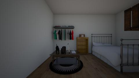 aubreys room - Bedroom  - by aubreycuevas