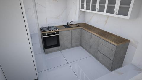 Sala - Modern - Living room  - by abcurvelo