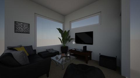 Upstairs Living Room - Modern - Living room  - by eliza732