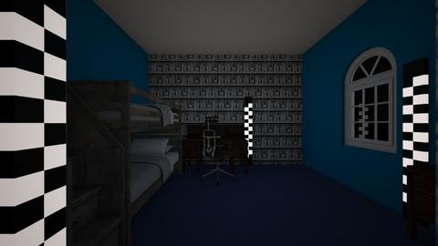 teen room rm credits Ava1 - Retro - by Elios3