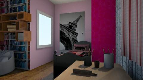 Like this room - Bedroom - by langerreka