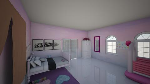 childs bedroom - Kids room  - by goldenfang11