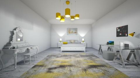 caeleigh - Vintage - Bedroom  - by calelegh170