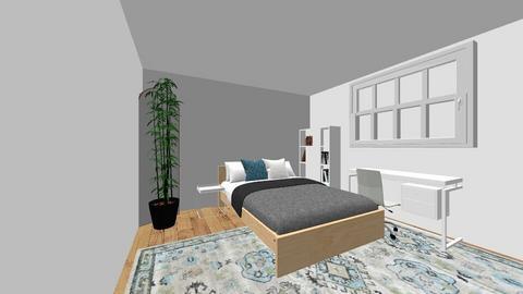 Bedroom - Bedroom - by saharapandit