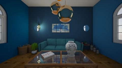 Simple  - Classic - Living room  - by Han Jisung