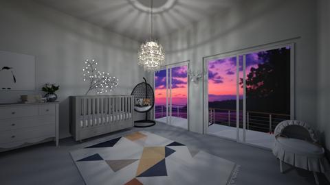 baby bedroom - by Telah C