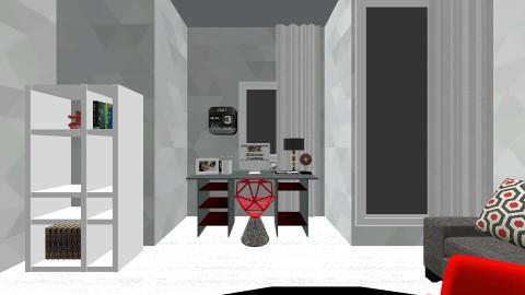 office - Modern - Office  - by blingirl