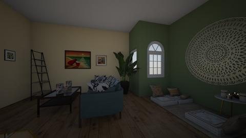 Ella home - Living room  - by juliaestebe