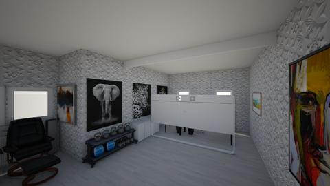 OFFICE CORONA - Modern - Office  - by nicolas de langhe