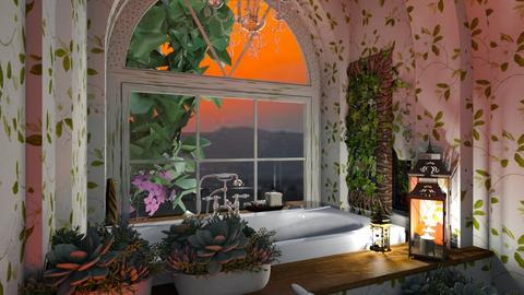 Greenery bath remix  - Country - Bathroom  - by deleted_1611612417_noadesign