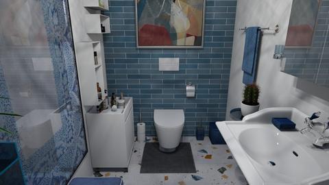 toilet - Bathroom  - by PeculiarLeah