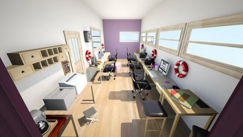 Agencia de Publicidade - Modern - Office  - by AFrozz