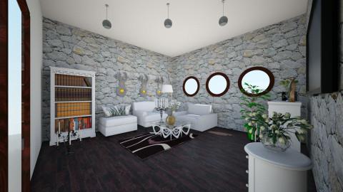 livi7 - Living room - by Ramona12