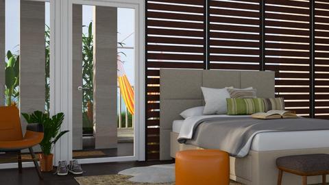 Breezy Sands - Modern - Bedroom  - by millerfam