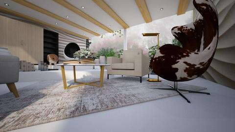 egg - Living room  - by ana111