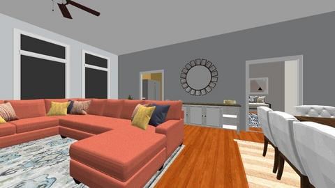 DesignER loft - by kmm1994