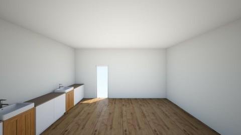Master Bathroom - Bathroom - by Julieisawesome