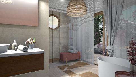 CBB - Global - Bathroom  - by NEVERQUITDESIGNIT