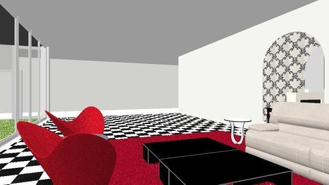 Living Room 2 - by Sasha Noronha