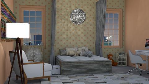 Dream_Girl - Kids room  - by RaeCam