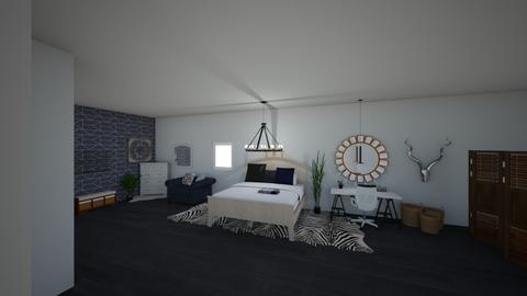 blue ivy  - Bedroom - by awood23