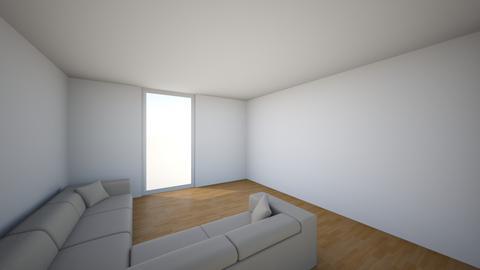 Andrea Hegewish camara no - Living room - by Karina y Pablo