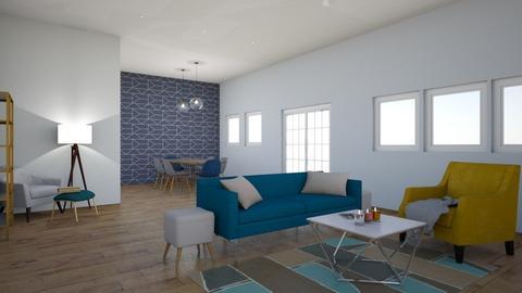 Joanie Tarleton - Modern - Living room  - by Joanith1