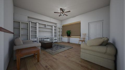 Living room - Living room  - by bobwhatsit