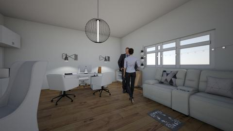 adam - Office  - by adam aboulahich