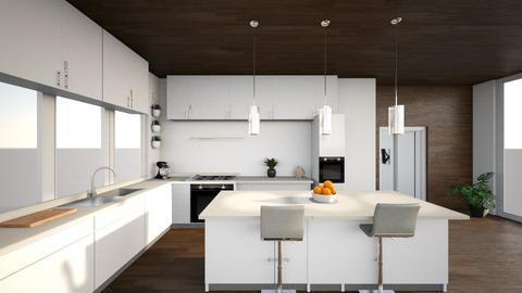 Modern Kitchen - Modern - by matullosr