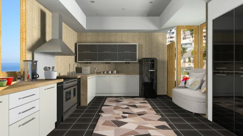 ultra filter  - Classic - Kitchen  - by Nhezart Designs