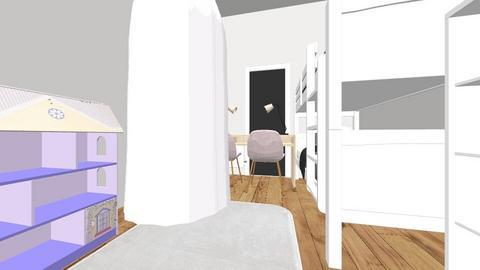 A and H 1 - Kids room - by Otylia Pa