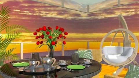 Good morning! - Modern - Garden  - by chloedaniella
