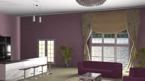 purple pub - Classic - by dmcarrington