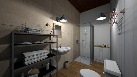 Kamar Mandi - Modern - Bathroom  - by Gustav1989
