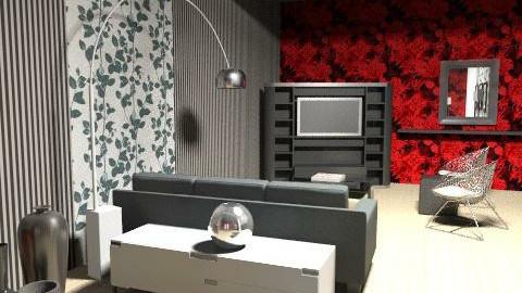 4loweezz - Glamour - Living room  - by kadee1111
