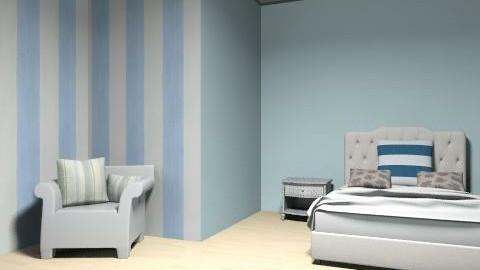 dad room  - Vintage - Bedroom  - by hannahrebel