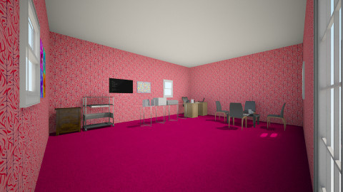 maybe an office - Modern - Office - by fabulous_designs