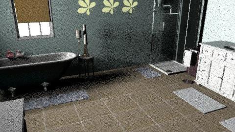 Fancy Chic/vintage Bathroom - Vintage - Bathroom  - by brn2design