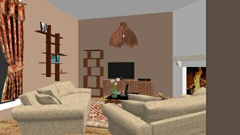 yryydyr - Modern - Living room - by marvelentza