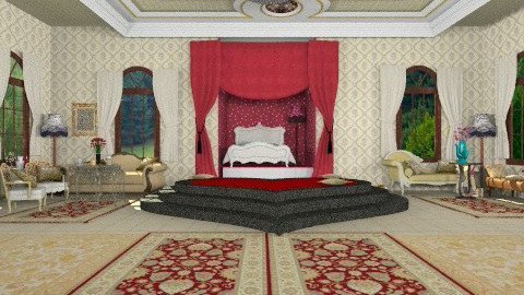 Kingdom - Classic - Bedroom  - by health