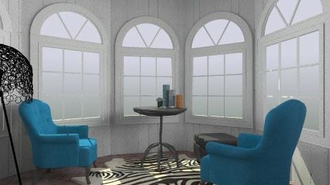 calming - Vintage - Living room  - by InsipireDimi