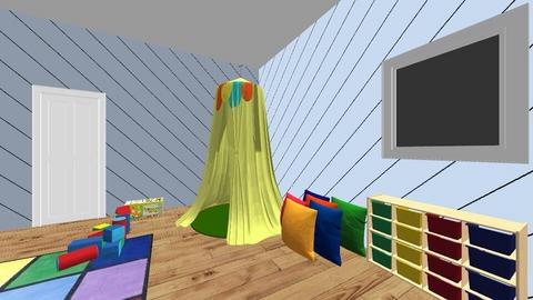 kids room 1 - Kids room - by IAMDANOOB