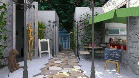 summer set - Modern - Garden  - by lamzoi