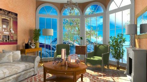Moonlight - Classic - Living room  - by milyca8
